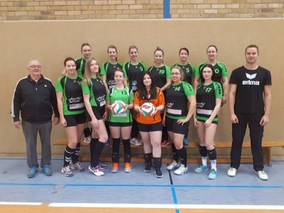 Volleyballkrimi in der Wenzelhölle!