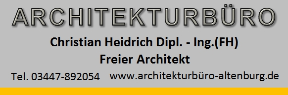 Architekturbüro Christian Heidrich