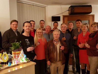 Vorstandsvorsitzender Wolfgang List wird 70!