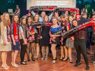 Siegreicher Saisonauftakt für VC Altenburg U18w im Thüringenpokal!