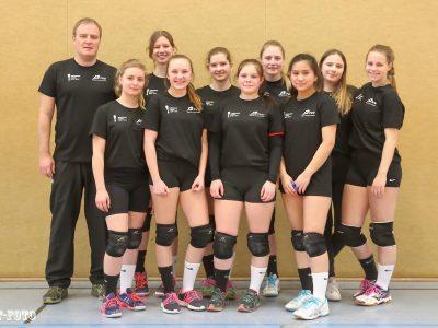 VC Altenburg U18w ist Thüringenpokalsieger!