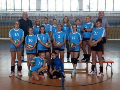 Finalrunde in der U 14 weiblich der Thüringenmeisterschaft erreicht!